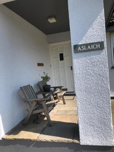 Aslaich
