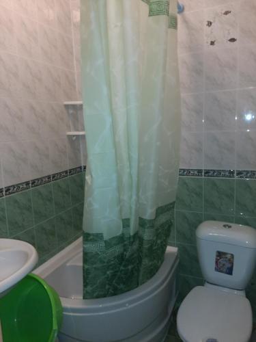 Ванная комната в Гостевой Дом Мишель