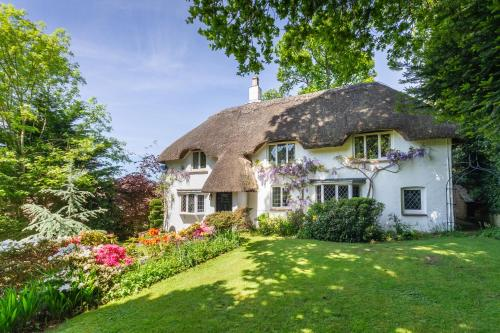 Forest Drove Cottage � Idyllic New Forest 6 Bedroom Thatched Cottage