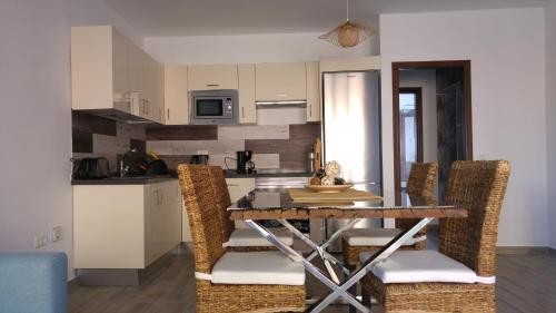 Кухня или мини-кухня в Chijere San Sebastián