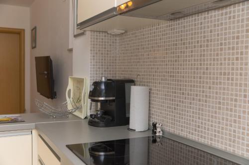 TV a/nebo společenská místnost v ubytování Holiday Home Venato