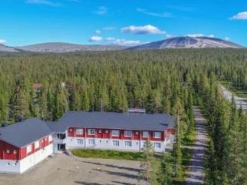 A bird's-eye view of Holiday Home Yllästar 3 as 601