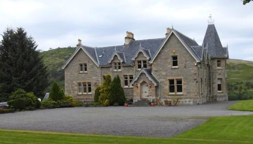 Inveroykel Lodge at Rosehall