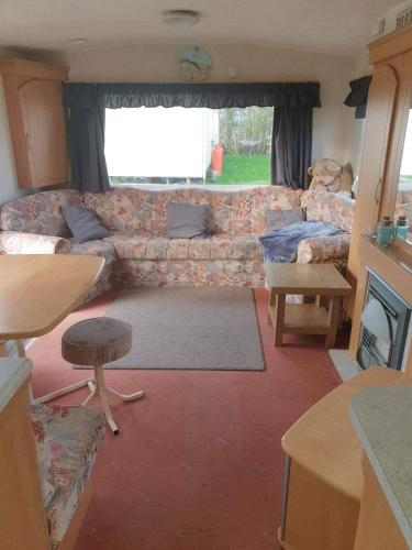 A seating area at Southview holiday park