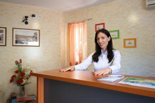 Vstupní hala nebo recepce v ubytování Apartments Ivana