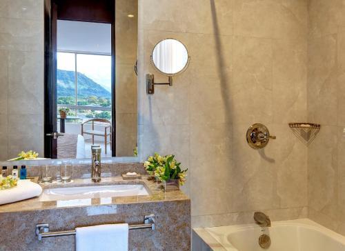 Ванная комната в Hotel Estelar Yopal