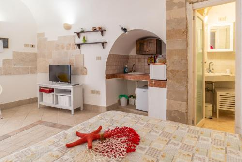 Kuchnia lub aneks kuchenny w obiekcie BelSito62