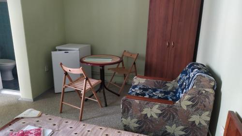 Гостиная зона в Гостевой Дом Летний