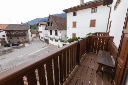 Balcone o terrazza di Hotel Del Negro