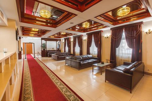 Лобби или стойка регистрации в Шаляпин Палас Отель