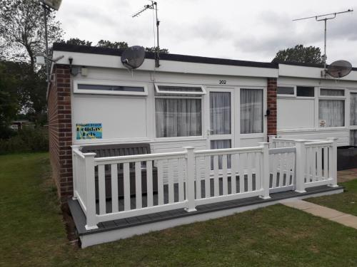 202 Hemsby Beach Holiday let, bespoke seaside chalet