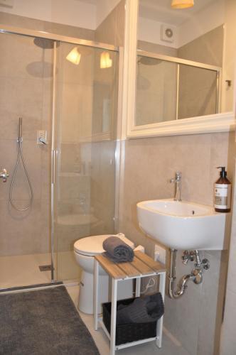 Bagno di The flat via roma 45