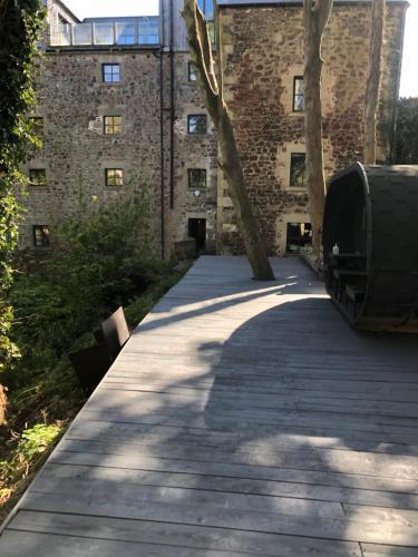 Old Grain Mill