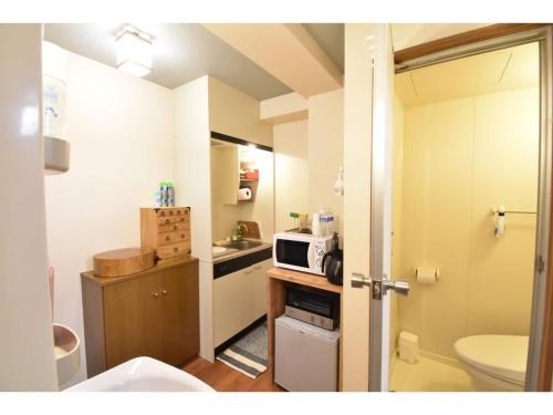 A bathroom at Guest House hanare - Vacation STAY 86077