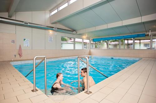 The swimming pool at or near Leisure Ville Holiday Centre