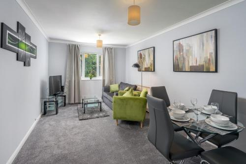 Sublime Stays Thornhill 1 Bed Apartment Crawley