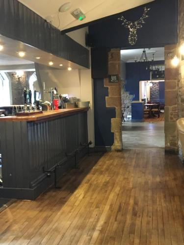 A restaurant or other place to eat at Inn On The Wye