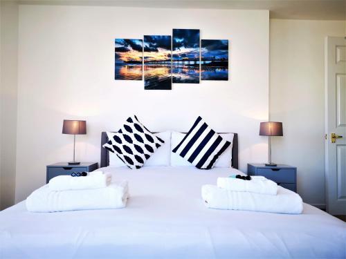 Beautiful Brighton Marina Apartment, FREE PARKING