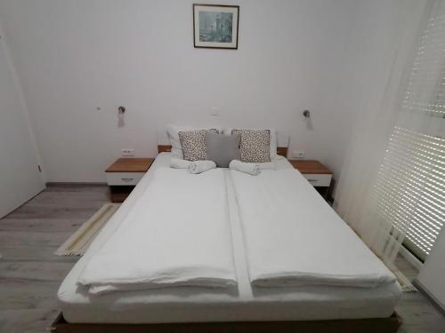 "Krevet ili kreveti u jedinici u objektu Apartman ""Polanec Sveti Martin"""