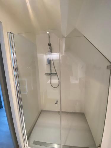 A bathroom at Aan de Vecht