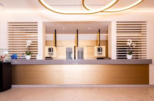 Лобби или стойка регистрации в Best Western Hotel Nazionale