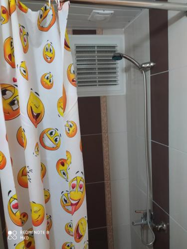Ванная комната в Green Garden Otel