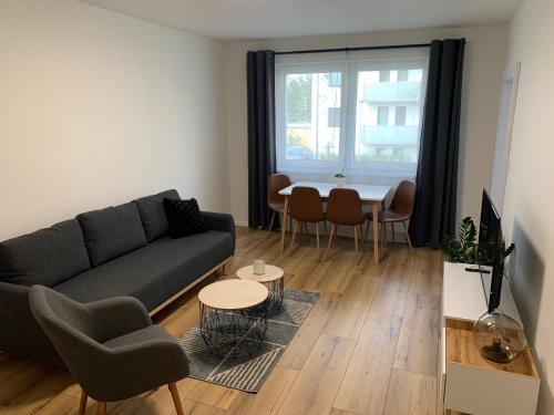 Posedenie v ubytovaní Apartment Nina - city center