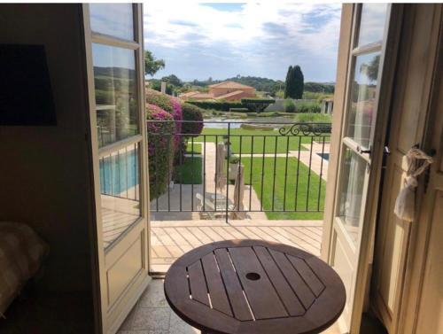 Balcon ou terrasse dans l'établissement Villa Alba