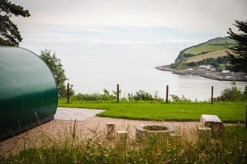 Ocean View Pods, Glenarm Castle