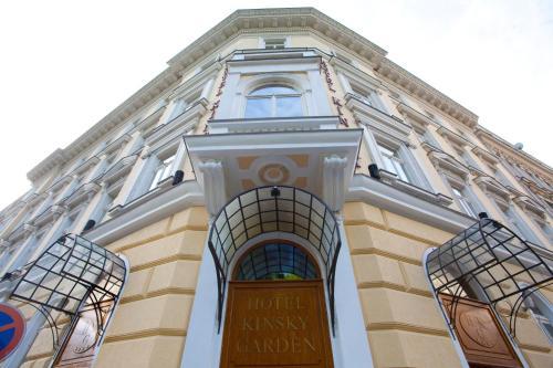 Hotel Kinsky Garden - Prága