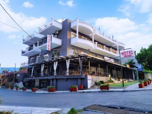 Hotel Evagelia Leptokarya, Greece