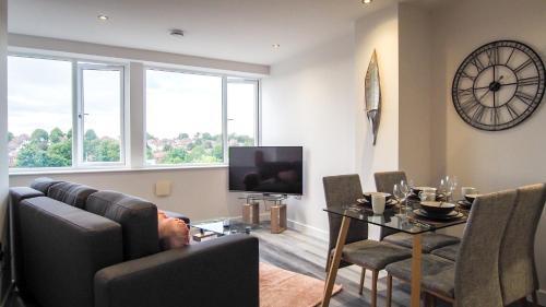 Cosy Apartment SOLIHULL, JLR, NEC & BHX