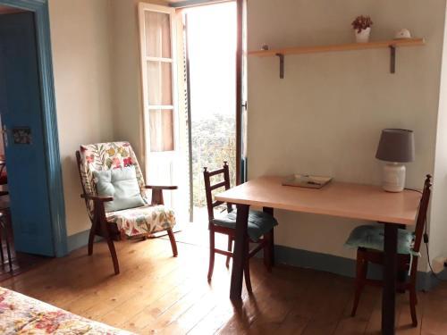 Area soggiorno di Appartamento nel Verde