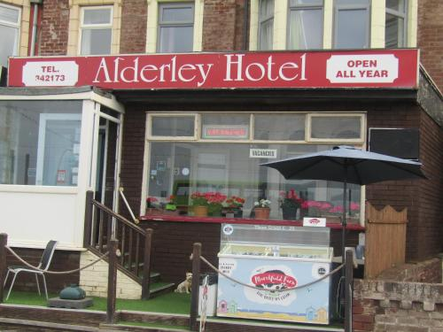 Alderley Hotel Blackpool