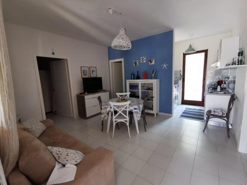 Area soggiorno di Favignana Cocciu D'amuri
