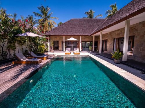 The swimming pool at or close to Utara Villas