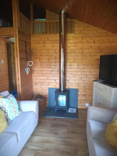 Dyfi Valley Log Cabin * By Seren Property*