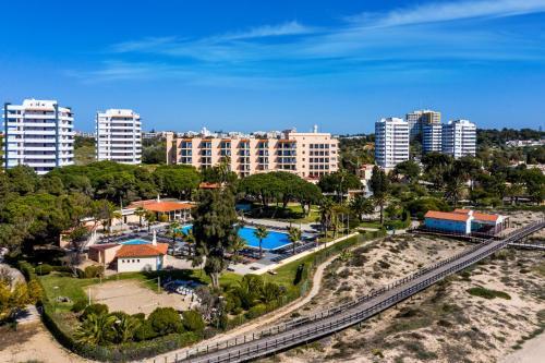 A bird's-eye view of Pestana D. João II Beach & Golf Resort