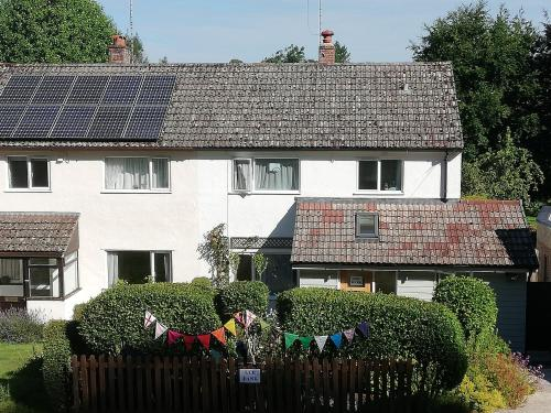 Self-contained annex for 2 in rural village
