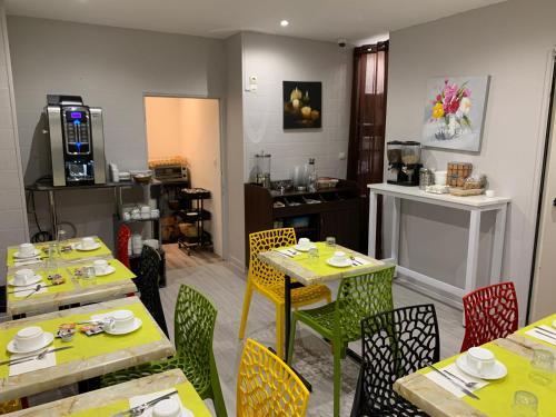 Ресторан / где поесть в Hotel Belfort