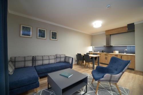 Posezení v ubytování Artus Resort