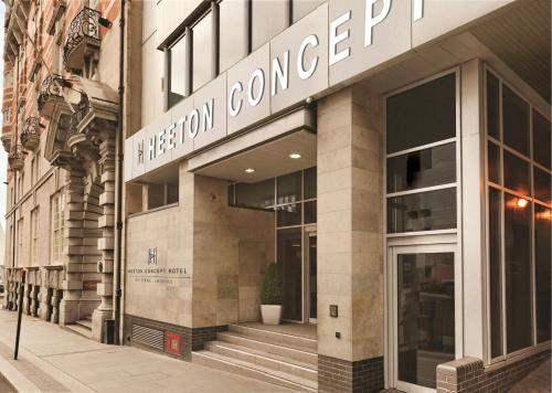 Heeton Concept Hotel - City Centre Liverpool