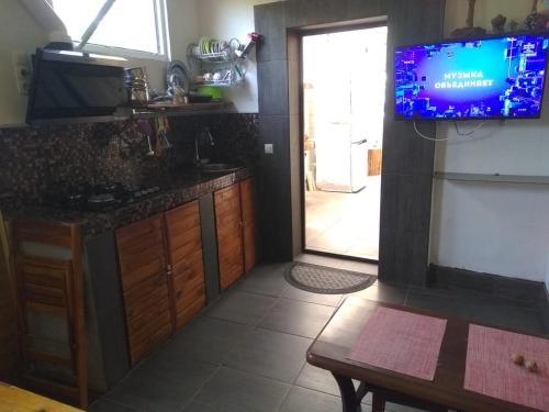 Кухня или мини-кухня в У Ясны