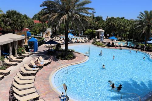 A view of the pool at Fantasy World Resort or nearby