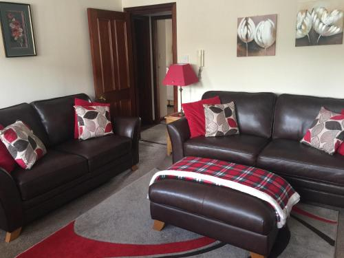 Largs central apartment