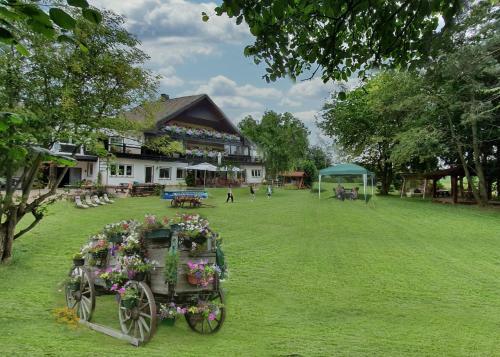 Hotel Restaurant Landhaus zum Mushof 3 KM von Autobahn