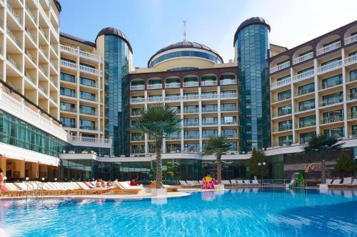 The swimming pool at or near Planeta Hotel & Aquapark - All Inclusive