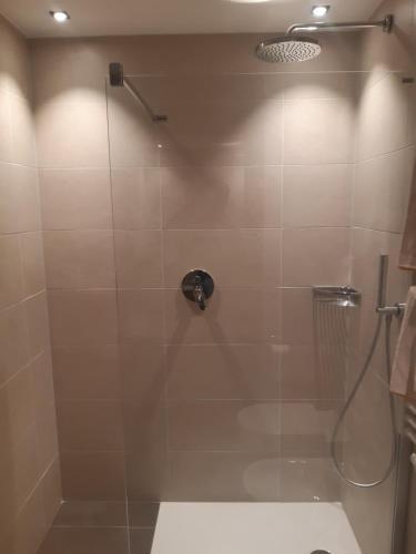 Ванная комната в Hotel Krone