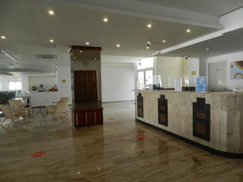 Hall ou réception de l'établissement Evabelle Napa Hotel Apartments