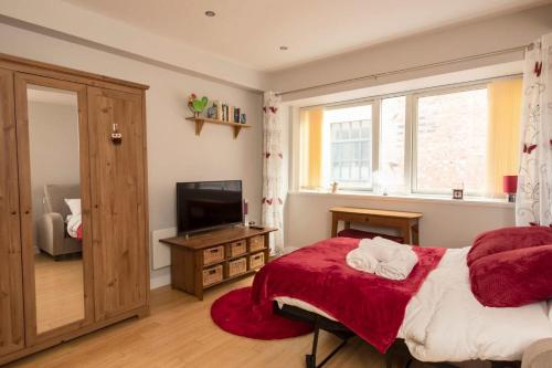 Cosy Suite in Manchester City Centre!